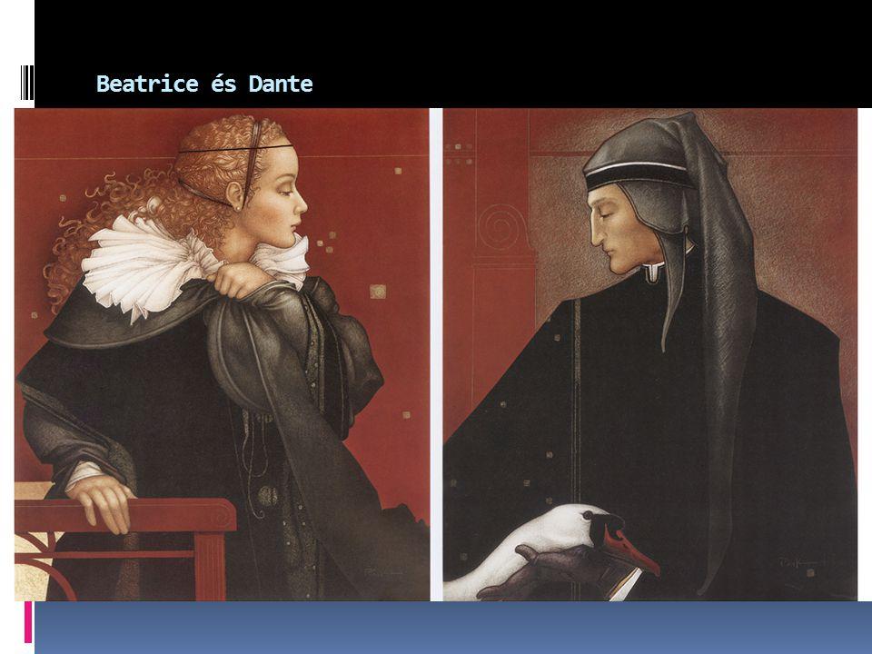 Beatrice és Dante