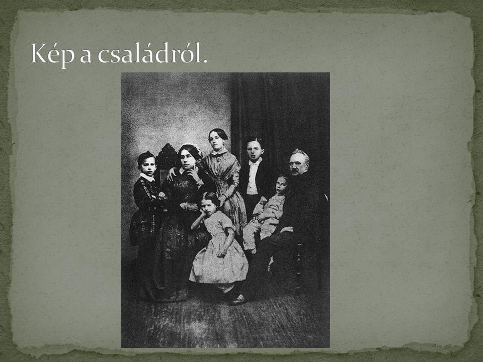 Kép a családról.