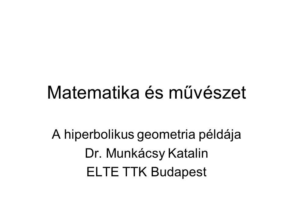 Matematika és művészet