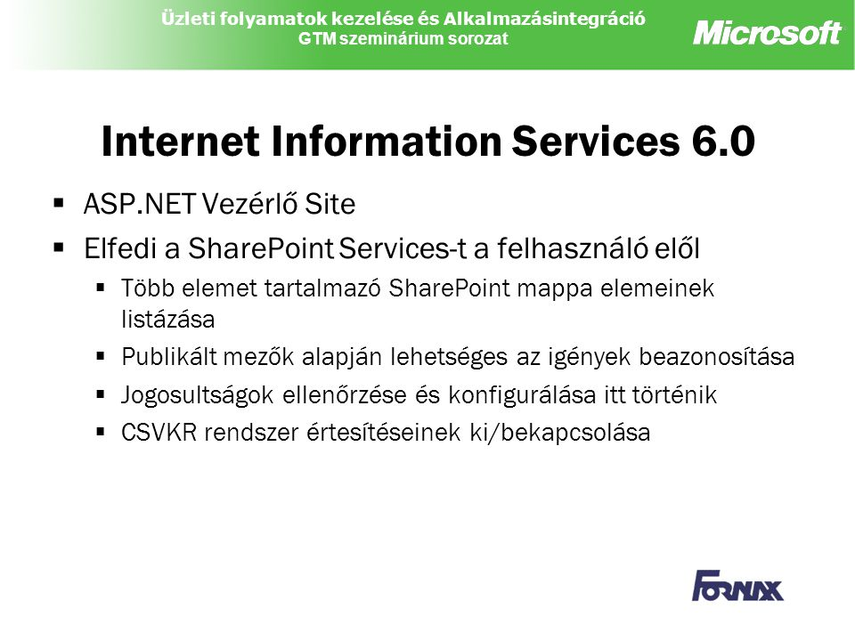 Internet Information Services 6.0
