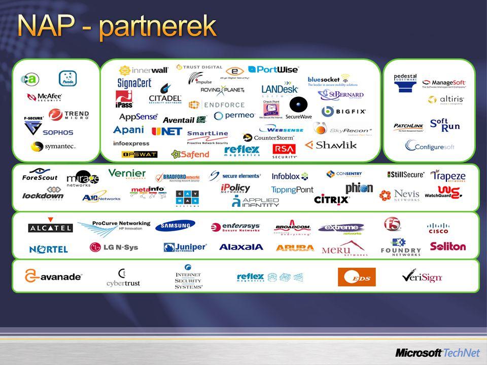 NAP - partnerek