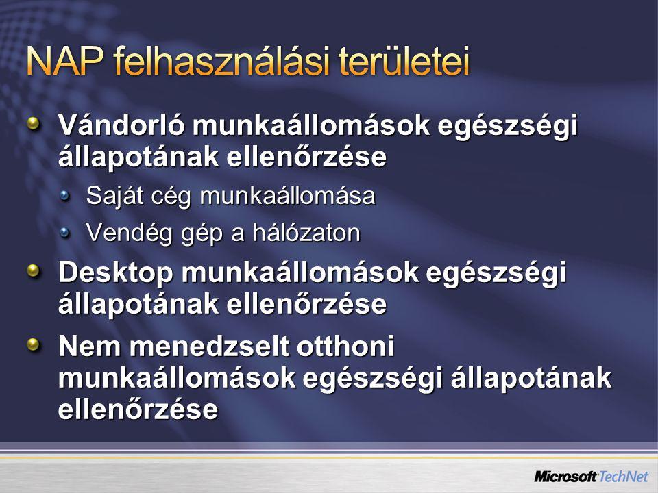 NAP felhasználási területei