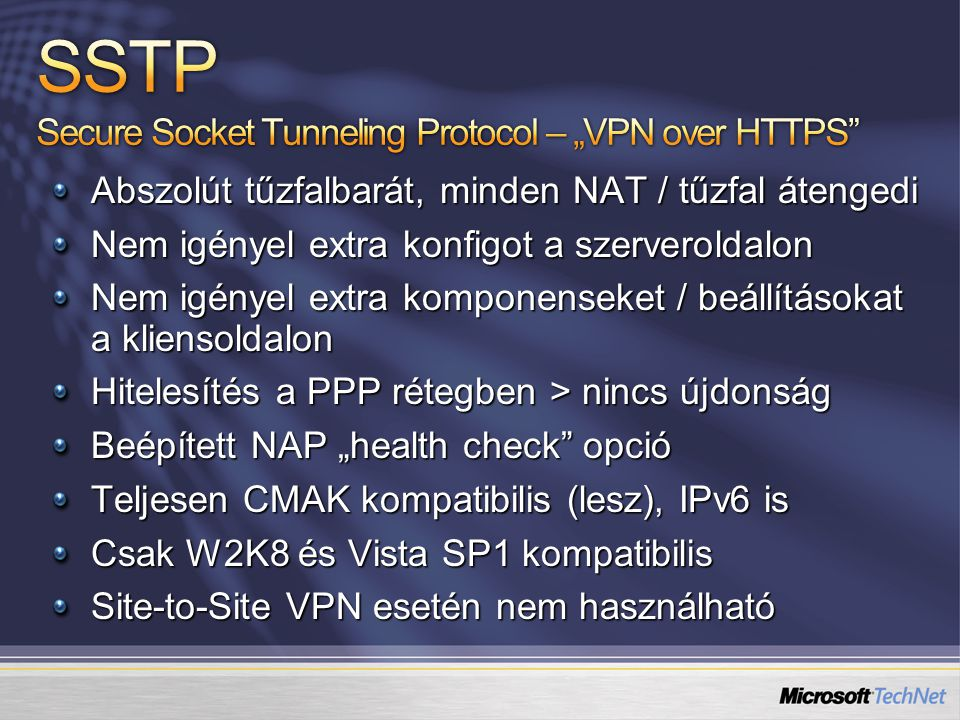 "SSTP Secure Socket Tunneling Protocol – ""VPN over HTTPS"