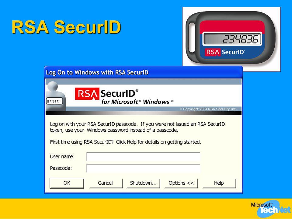 RSA SecurID
