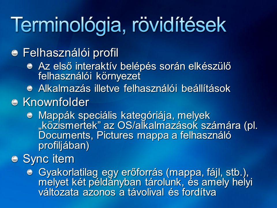 Terminológia, rövidítések
