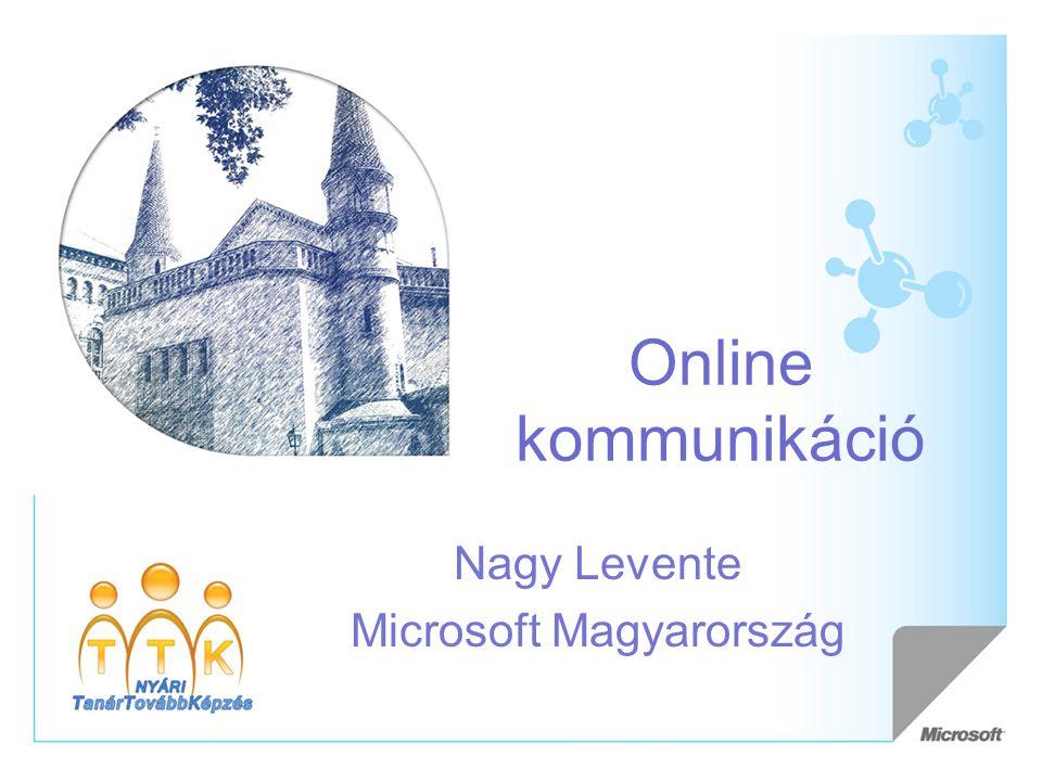 Nagy Levente Microsoft Magyarország