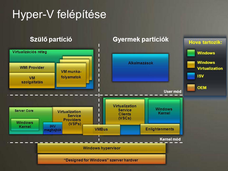 Virtualization Service Clients (VSCs)