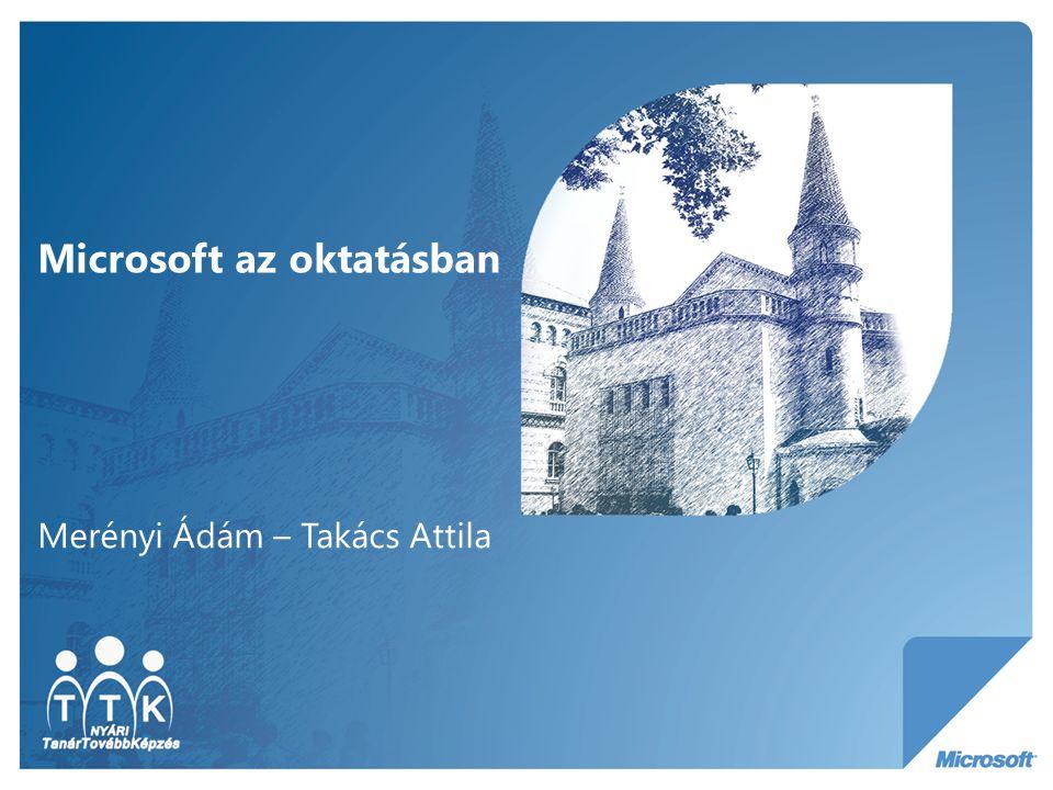 Microsoft az oktatásban