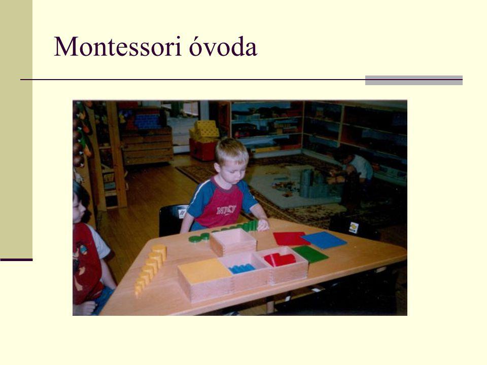Montessori óvoda