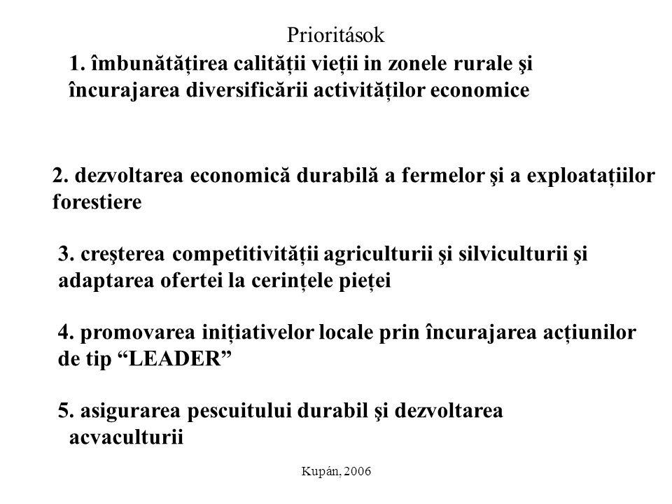 5. asigurarea pescuitului durabil şi dezvoltarea acvaculturii