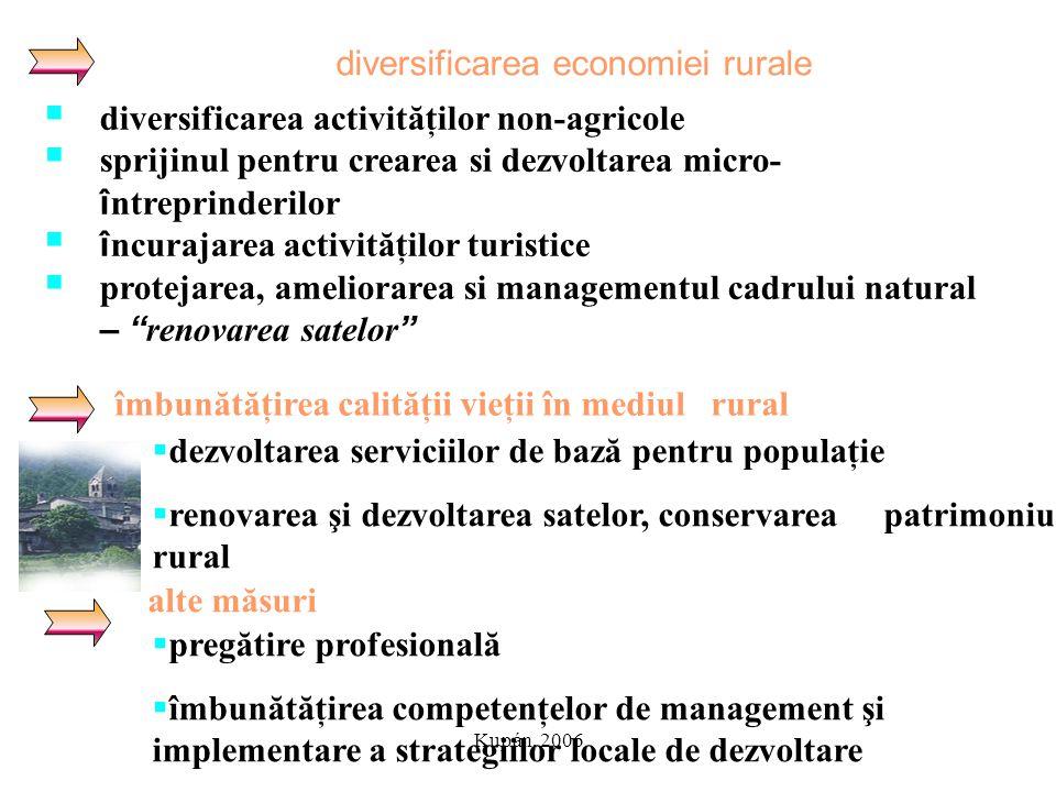 diversificarea economiei rurale