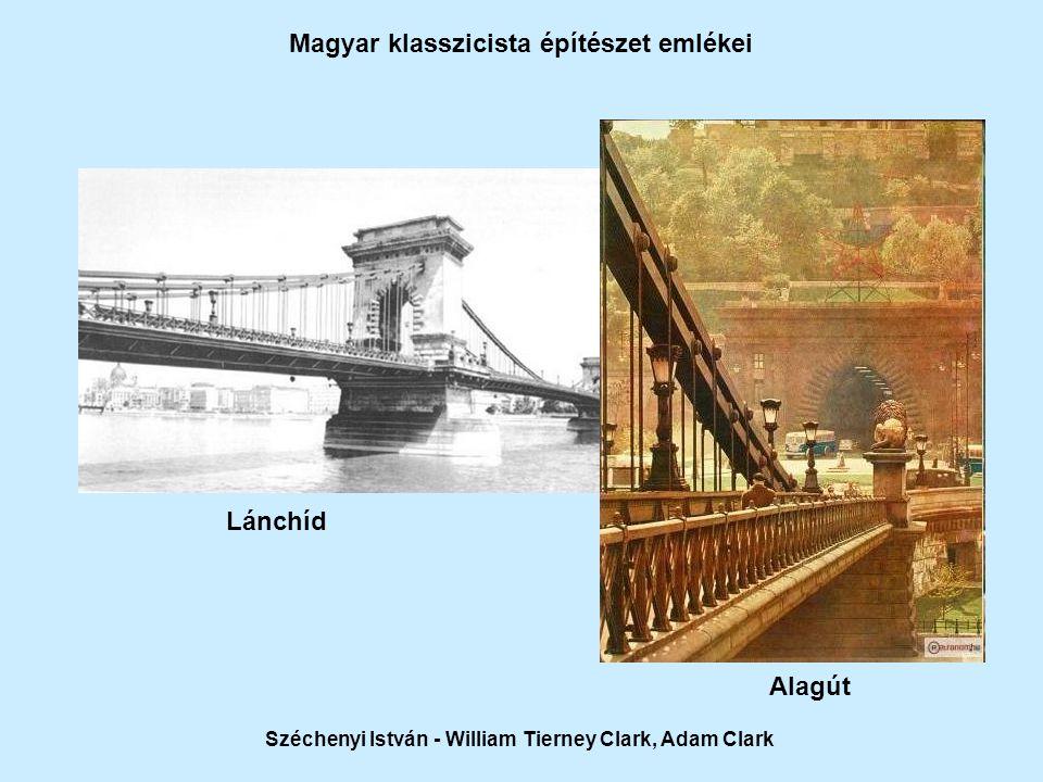 Magyar klasszicista építészet emlékei