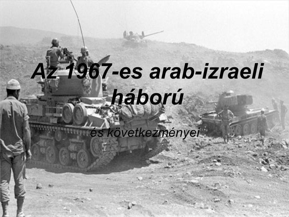 Az 1967-es arab-izraeli háború