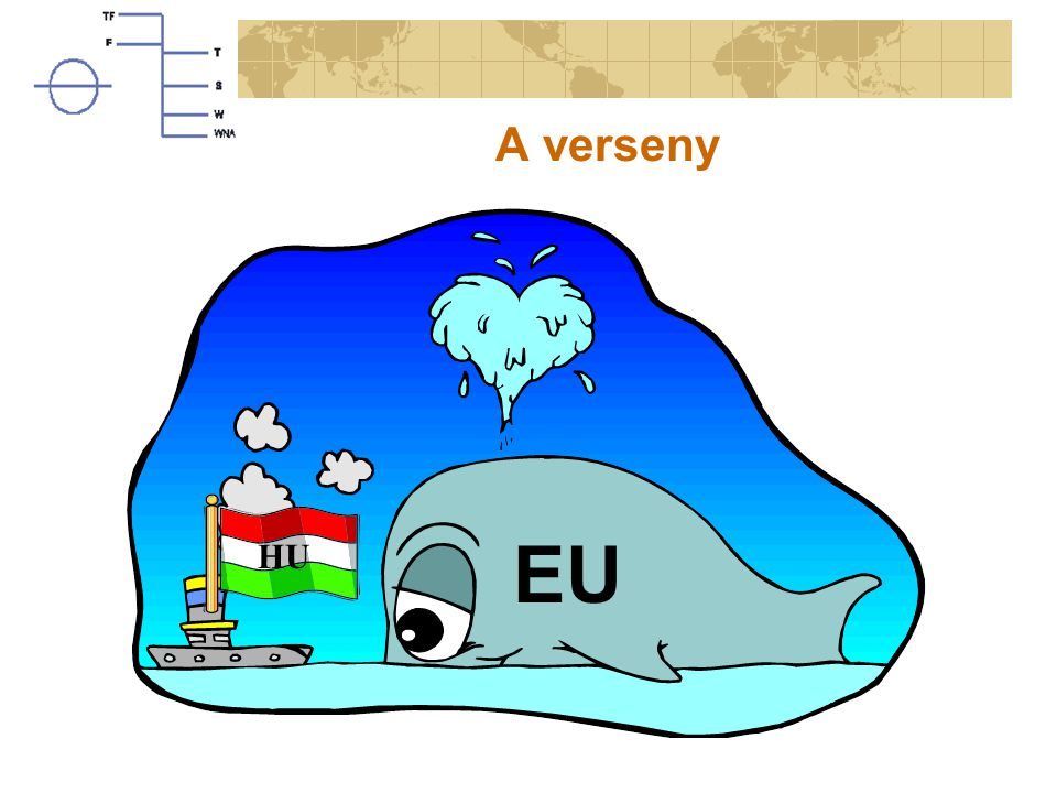 A verseny EU HU