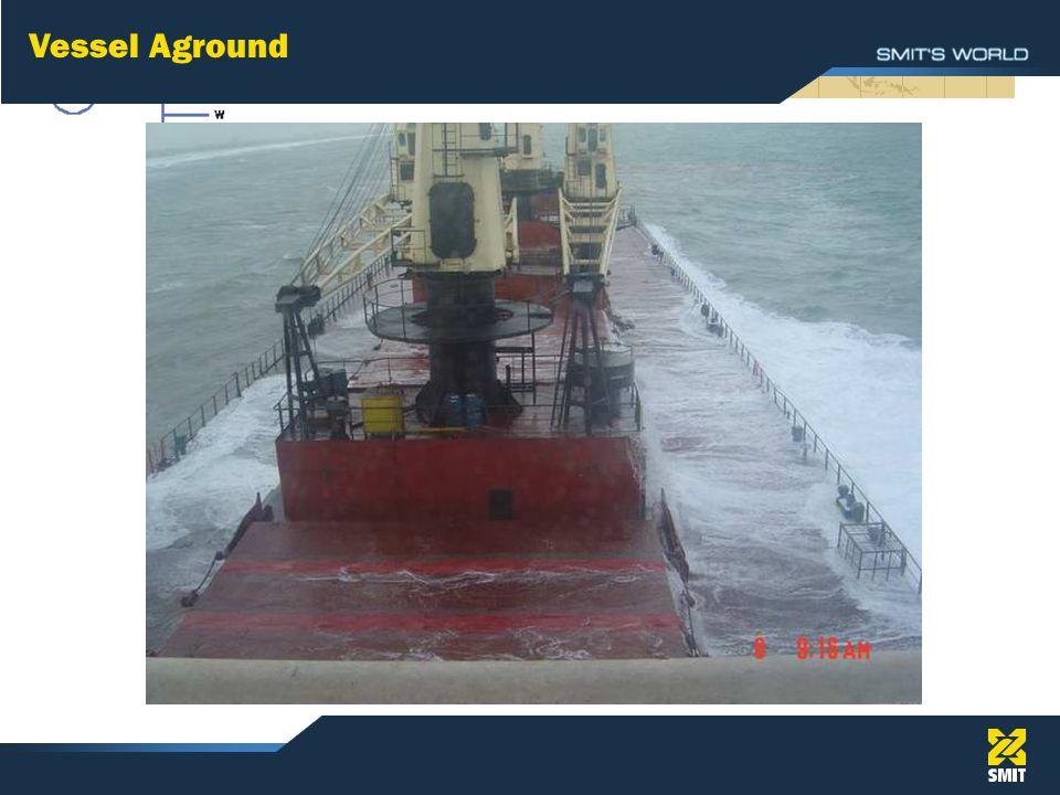 Vessel Aground