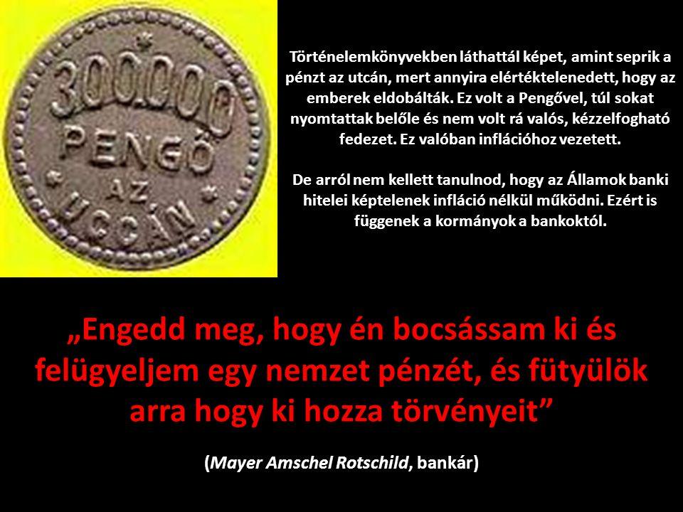 (Mayer Amschel Rotschild, bankár)