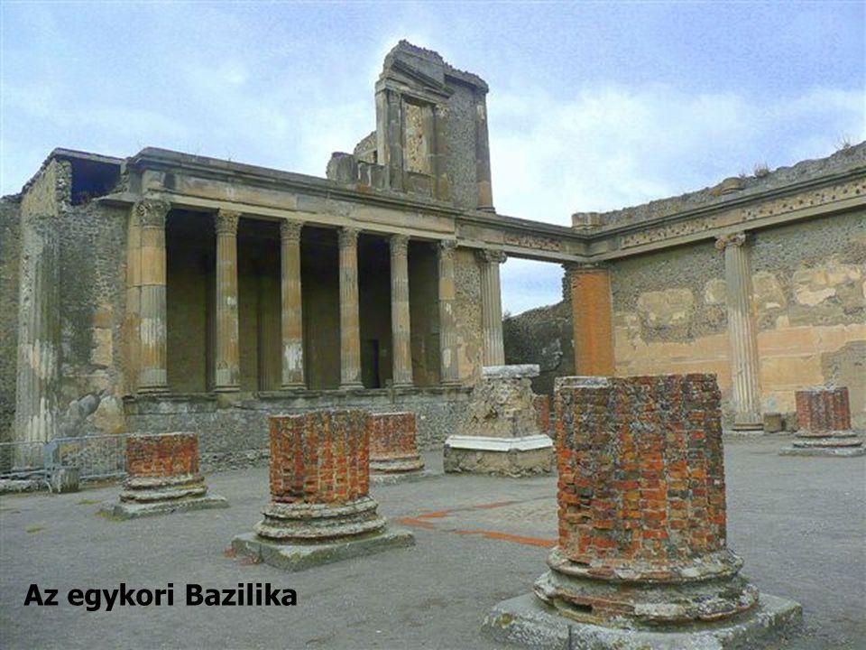 Az egykori Bazilika