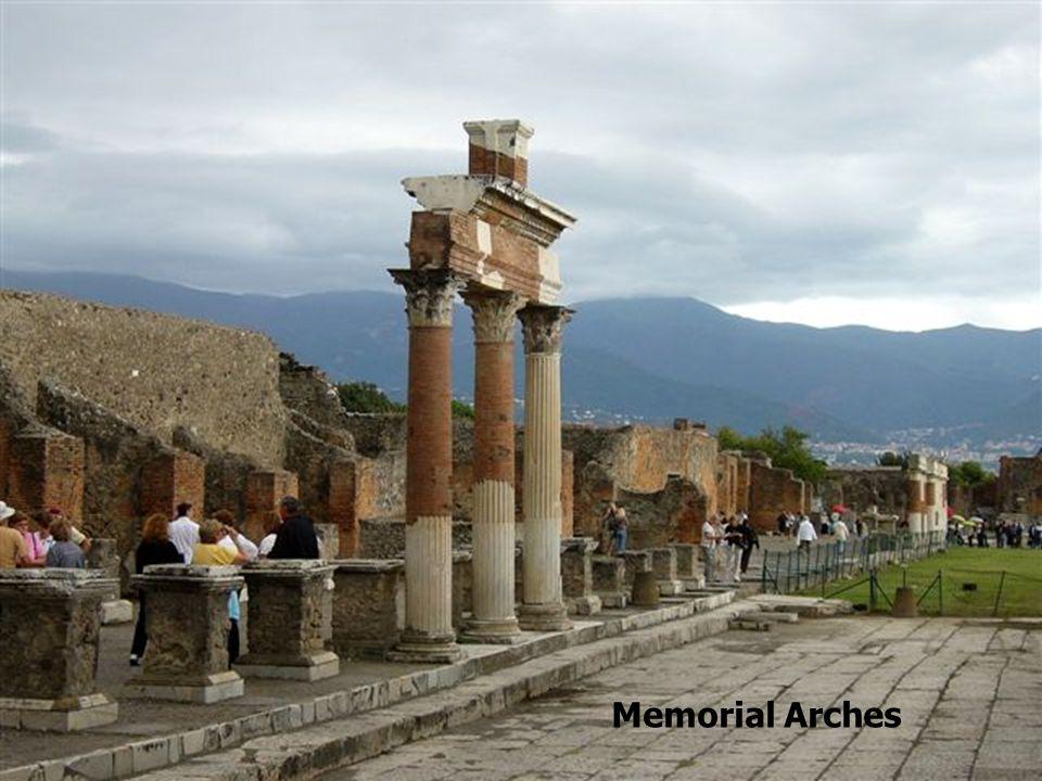 Memorial Arches