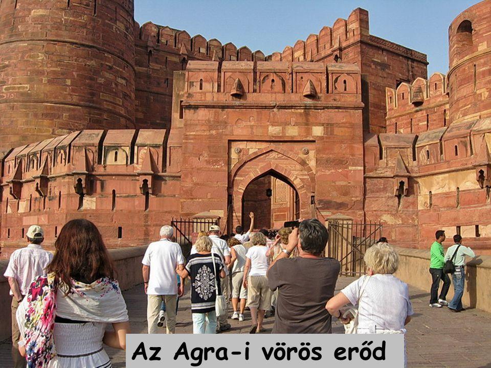 Az Agra-i vörös erőd