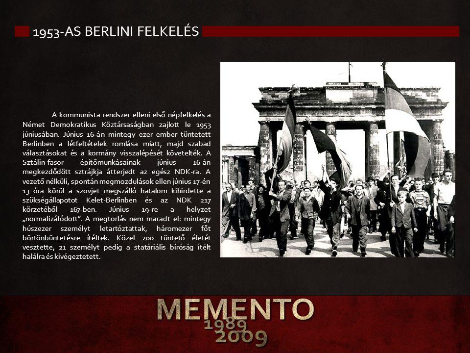 1953-as berlini felkelés