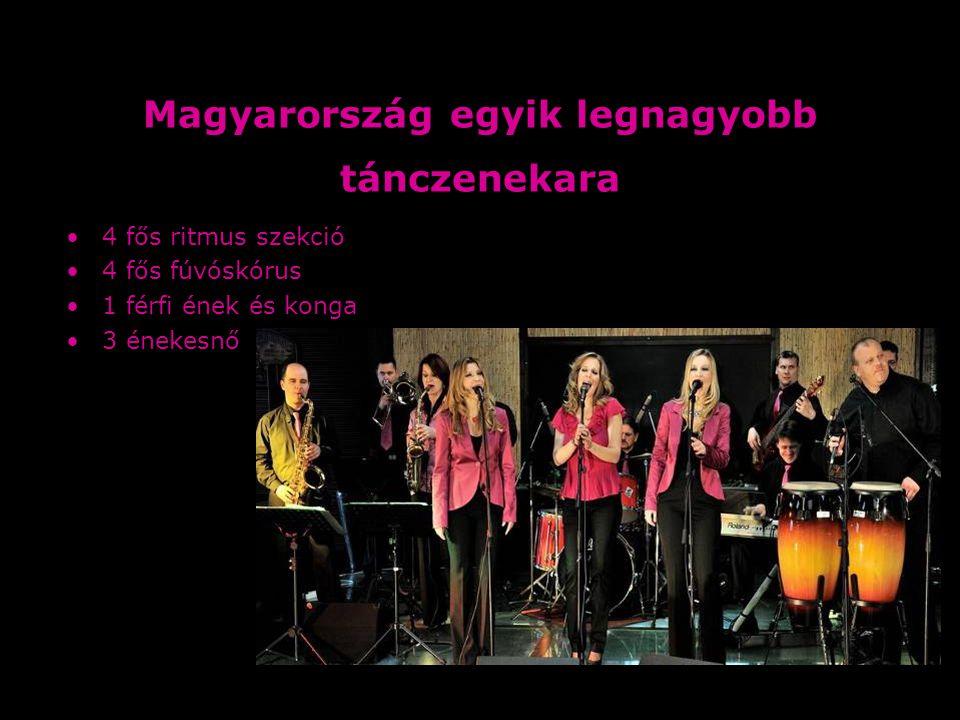 Magyarország egyik legnagyobb tánczenekara