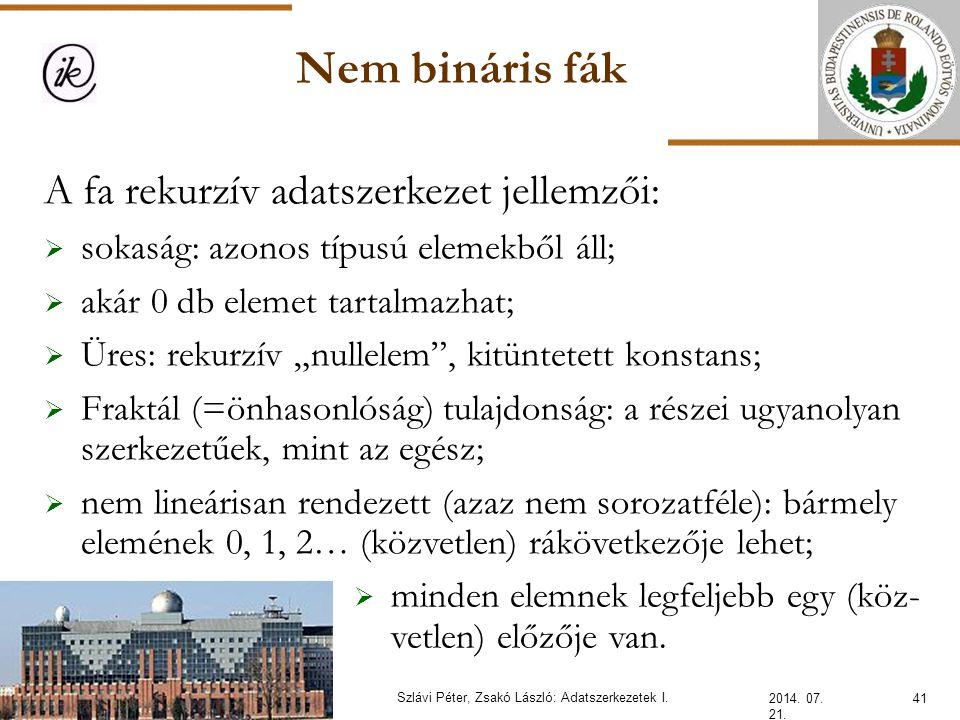 Szlávi Péter, Zsakó László: Adatszerkezetek I.