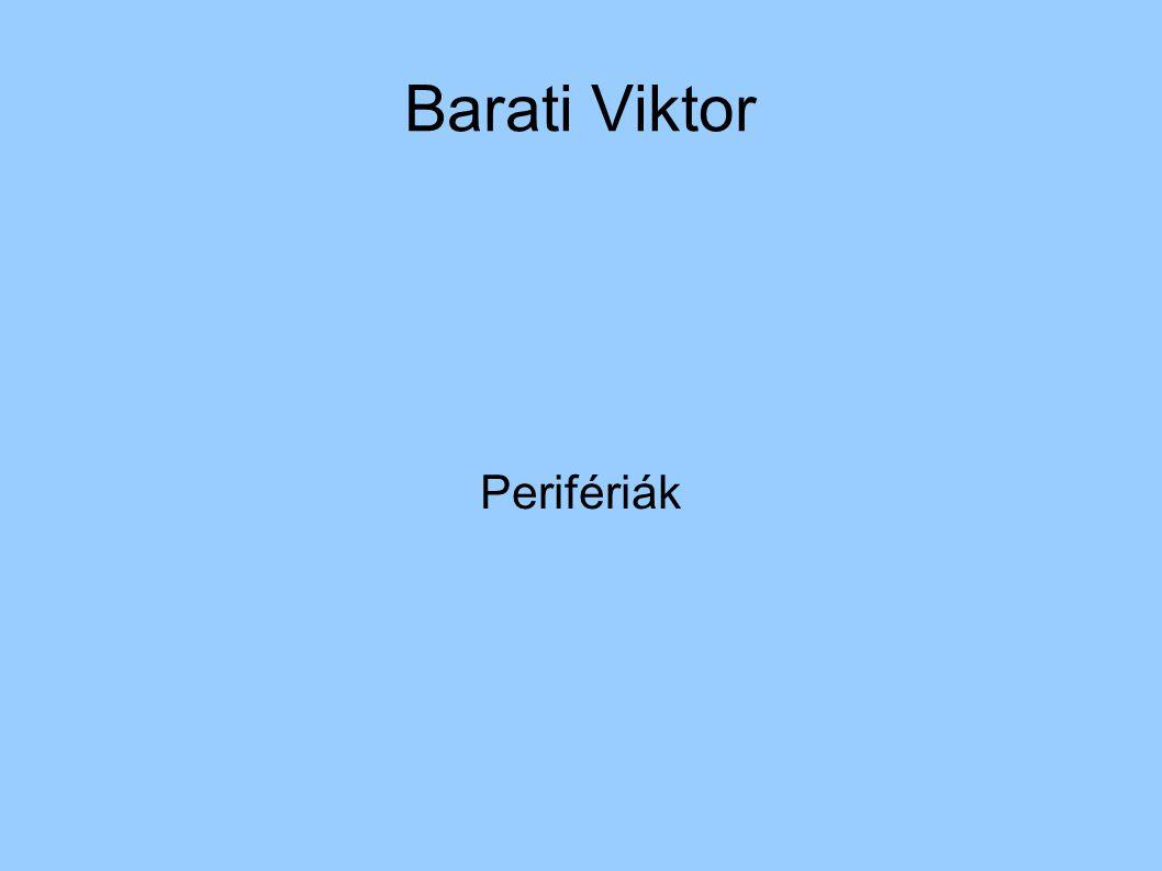 Barati Viktor Perifériák