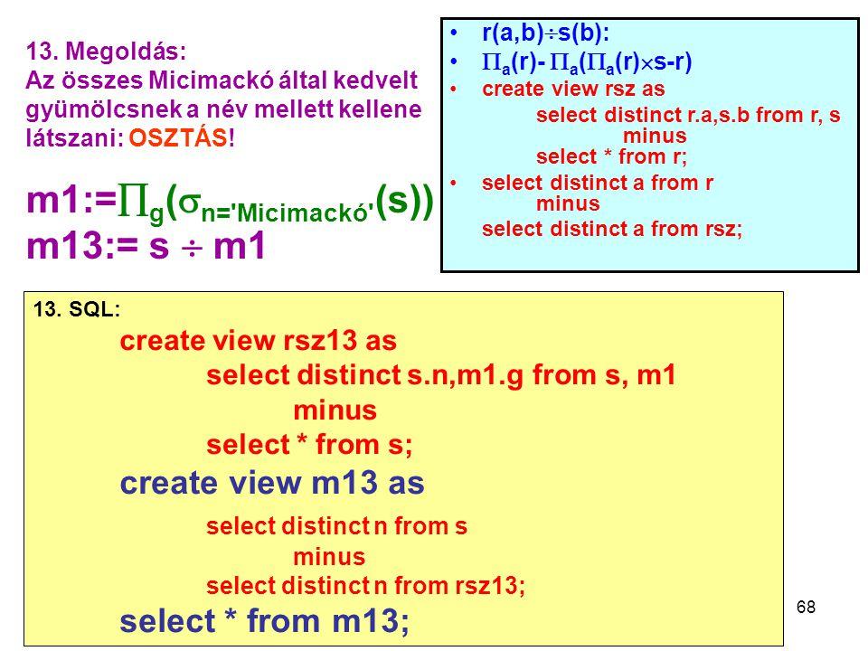 m1:=g(n= Micimackó (s)) m13:= s  m1