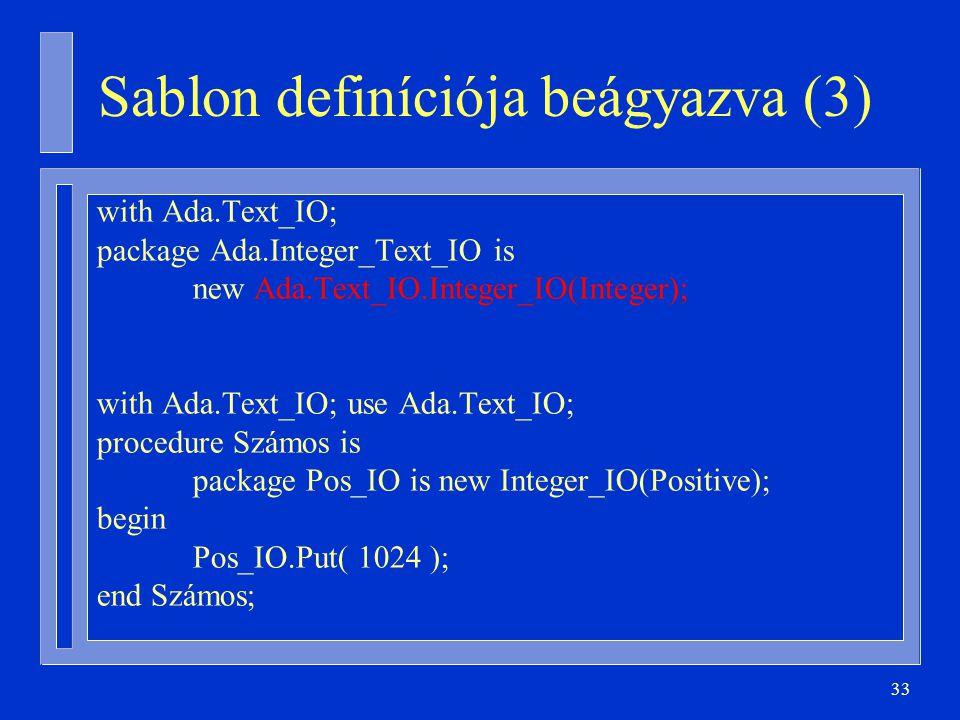 Sablon definíciója beágyazva (3)
