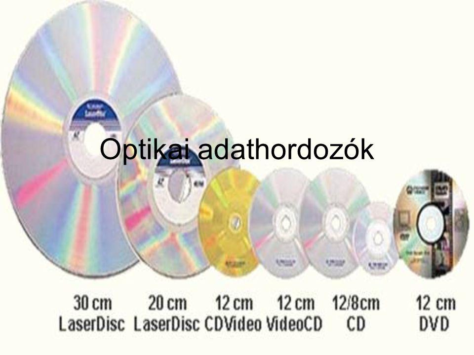 Optikai adathordozók