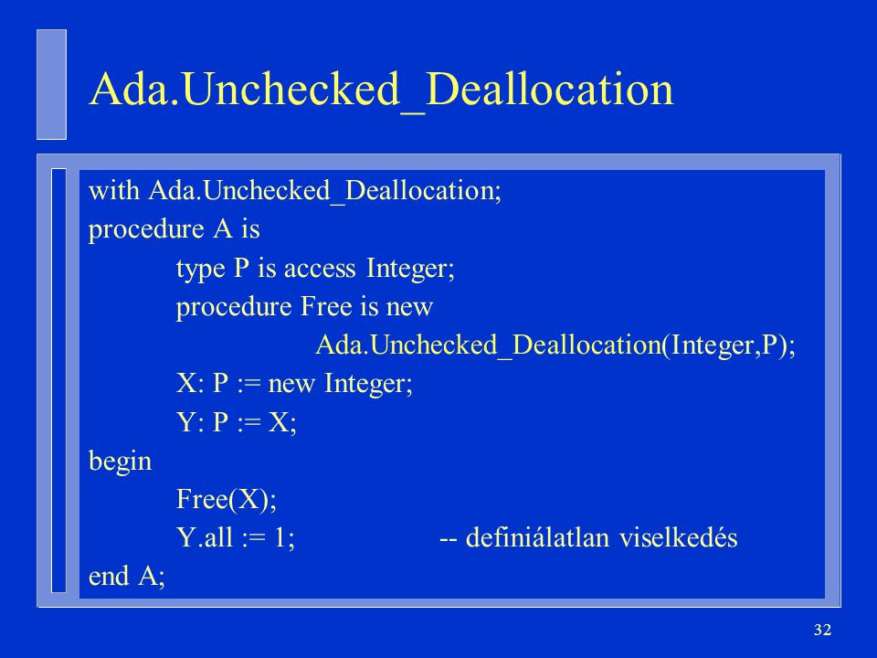 Ada.Unchecked_Deallocation