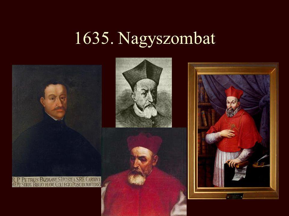 1635. Nagyszombat