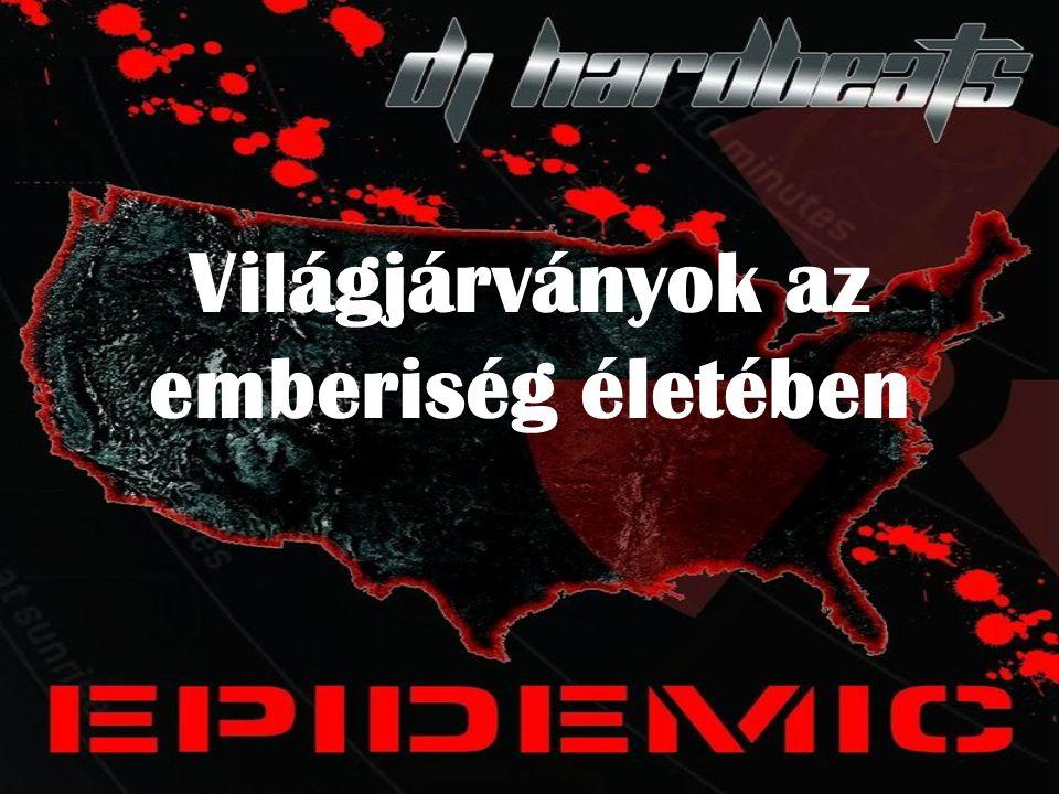 Világjárványok az emberiség életében