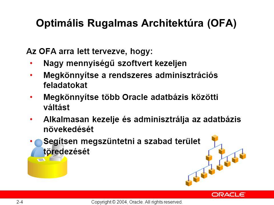Optimális Rugalmas Architektúra (OFA)