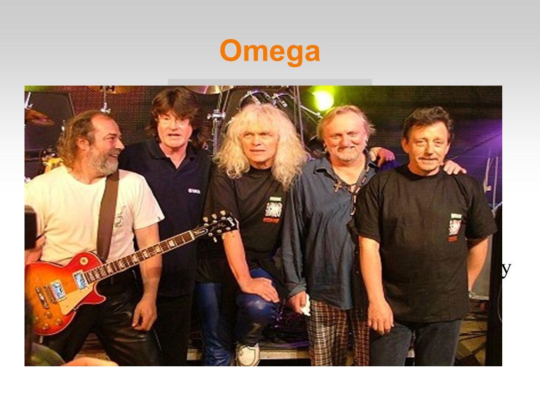 Omega Az Omega egy magyar rockegyüttes, mely 1962-ben alakult