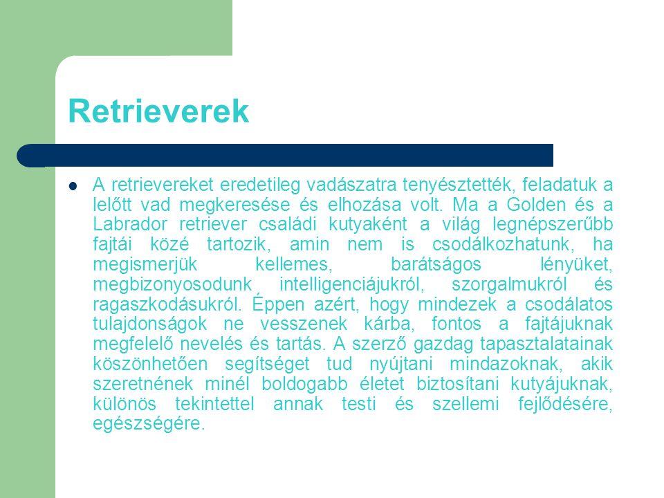 Retrieverek