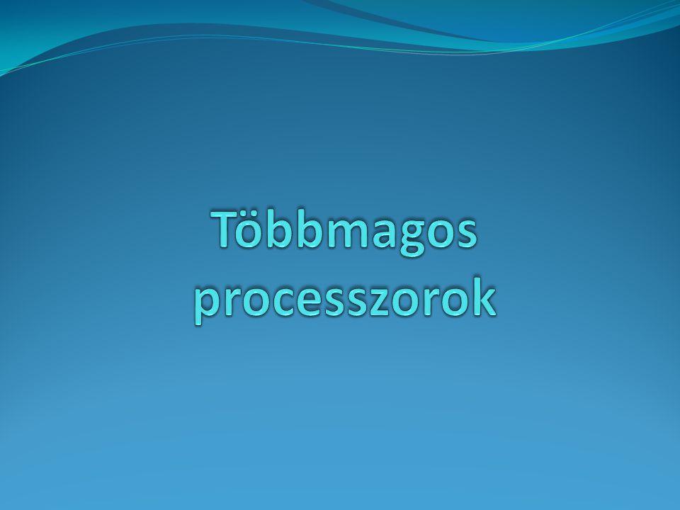 Többmagos processzorok