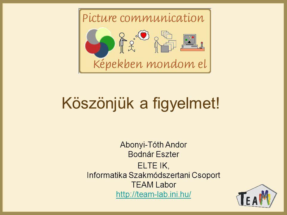 Abonyi-Tóth Andor Bodnár Eszter