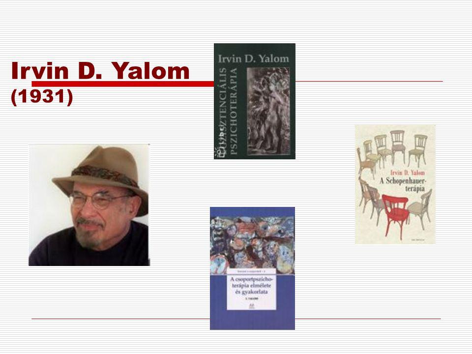 Irvin D. Yalom (1931)