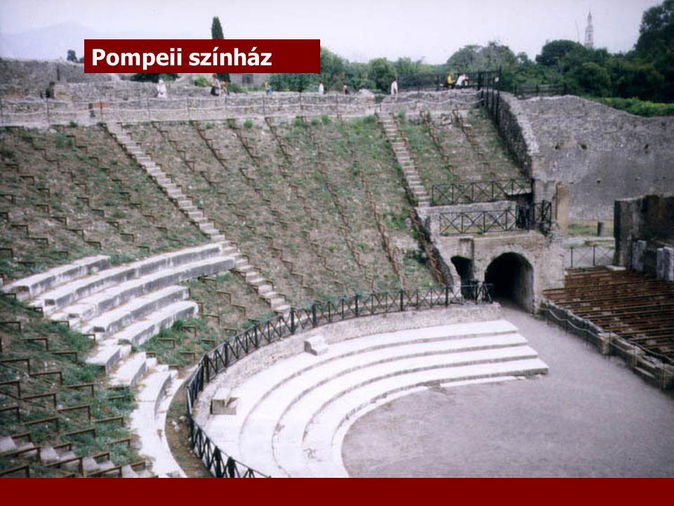 Pompeii színház