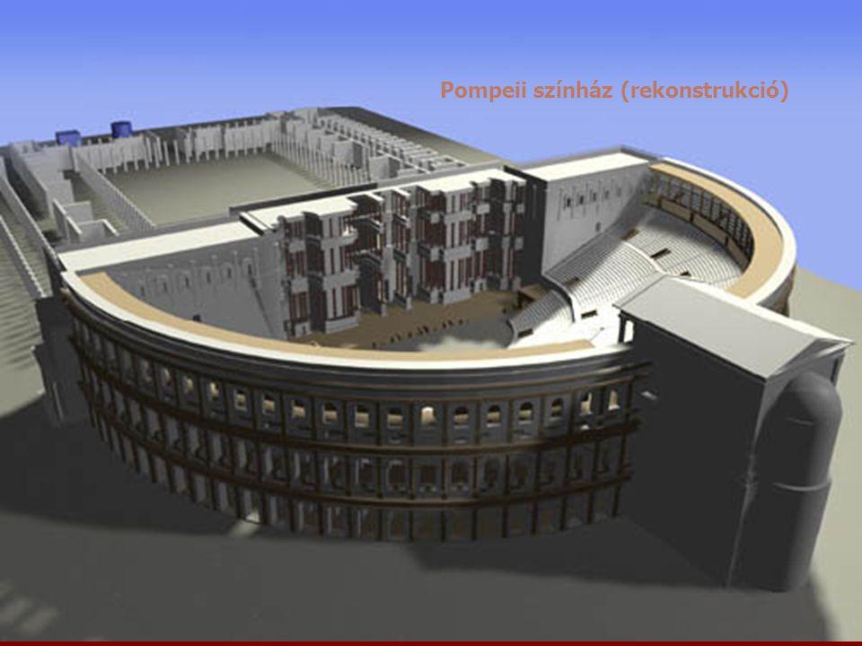 Pompeii színház (rekonstrukció)