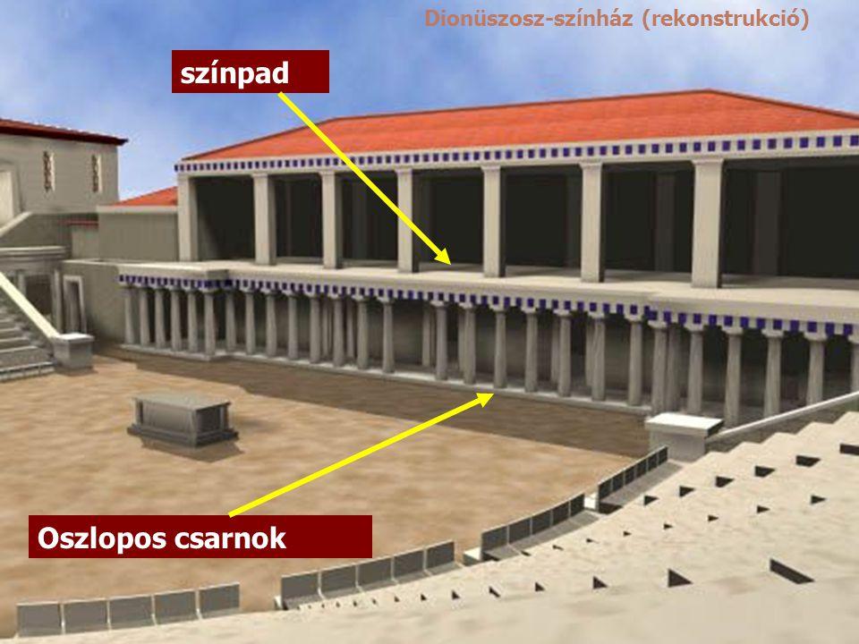Dionüszosz-színház (rekonstrukció)