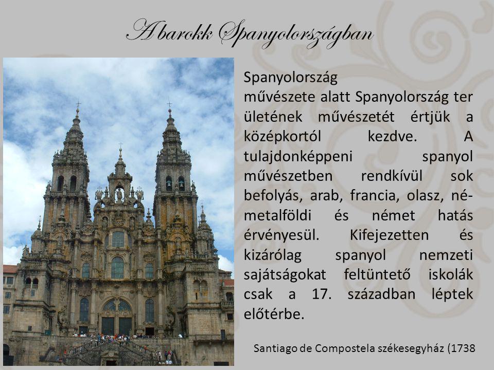A barokk Spanyolországban