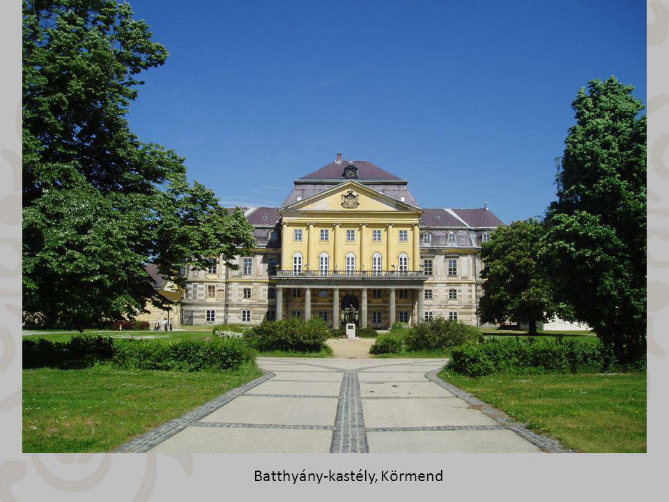 Batthyány-kastély, Körmend