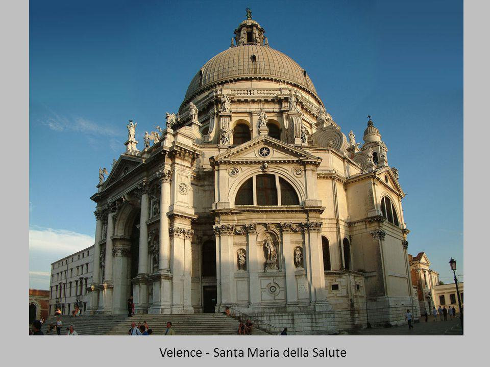 Velence - Santa Maria della Salute