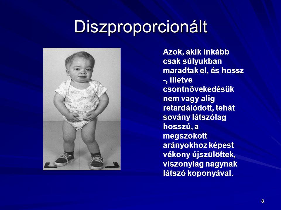 Diszproporcionált