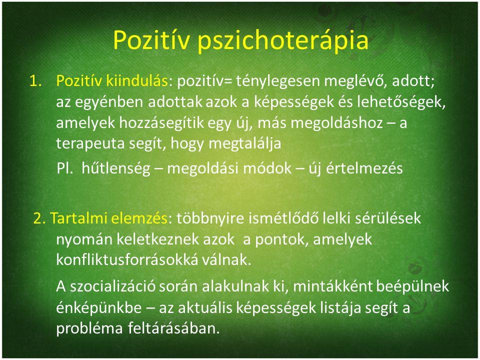 Pozitív pszichoterápia