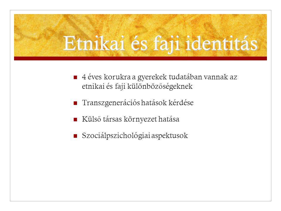 Etnikai és faji identitás