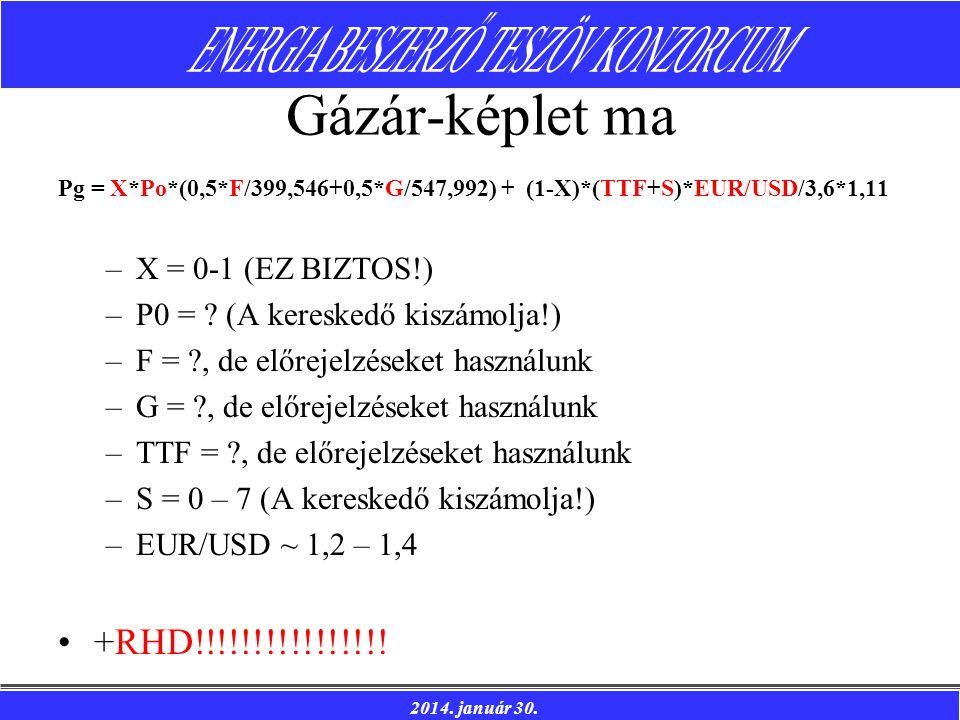Gázár-képlet ma +RHD!!!!!!!!!!!!!!!! X = 0-1 (EZ BIZTOS!)