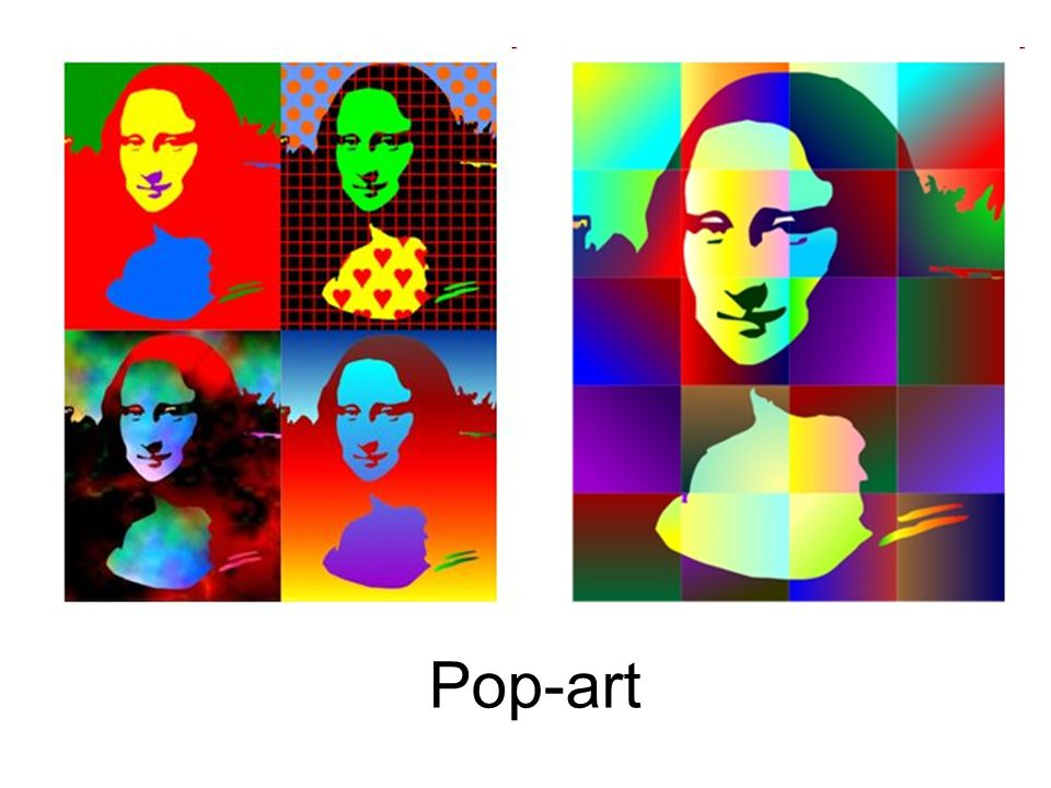 Pop-art